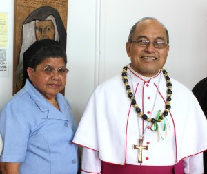 Sister and Archbishop