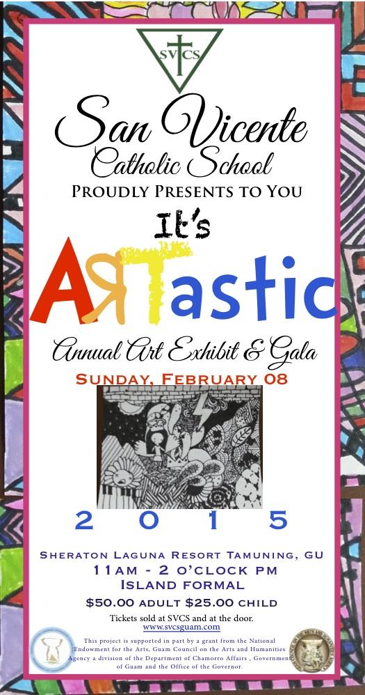 Arttastic Poster