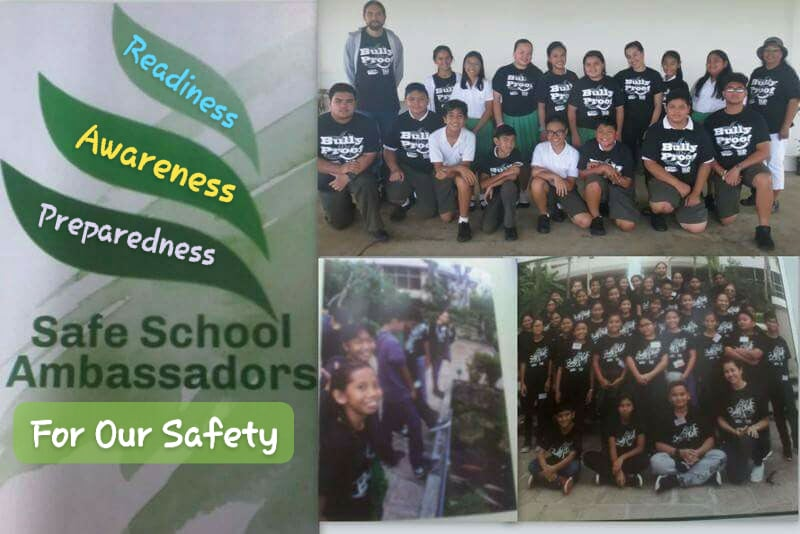 Academic_Safe School Ambassadors